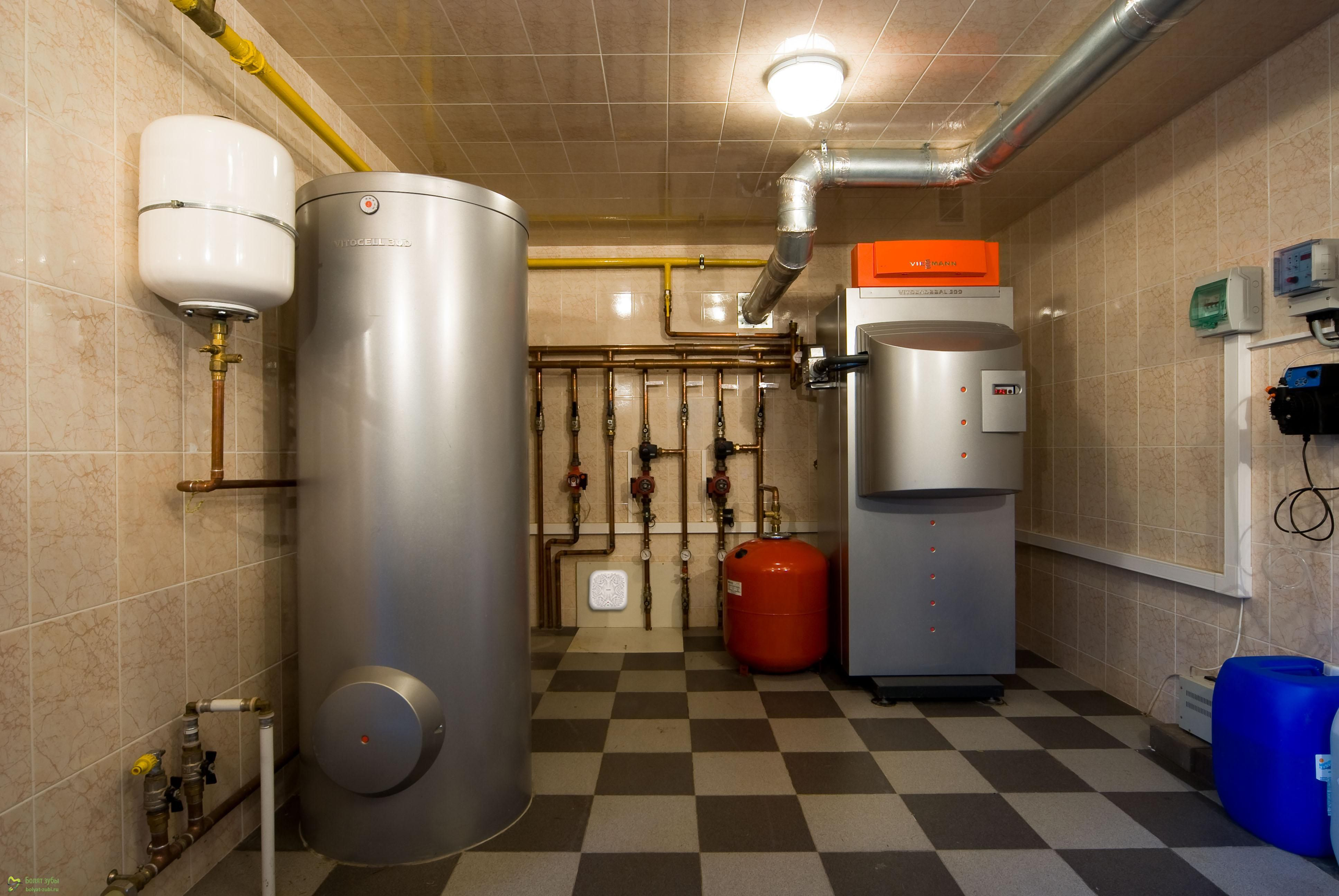 GAS ROOM